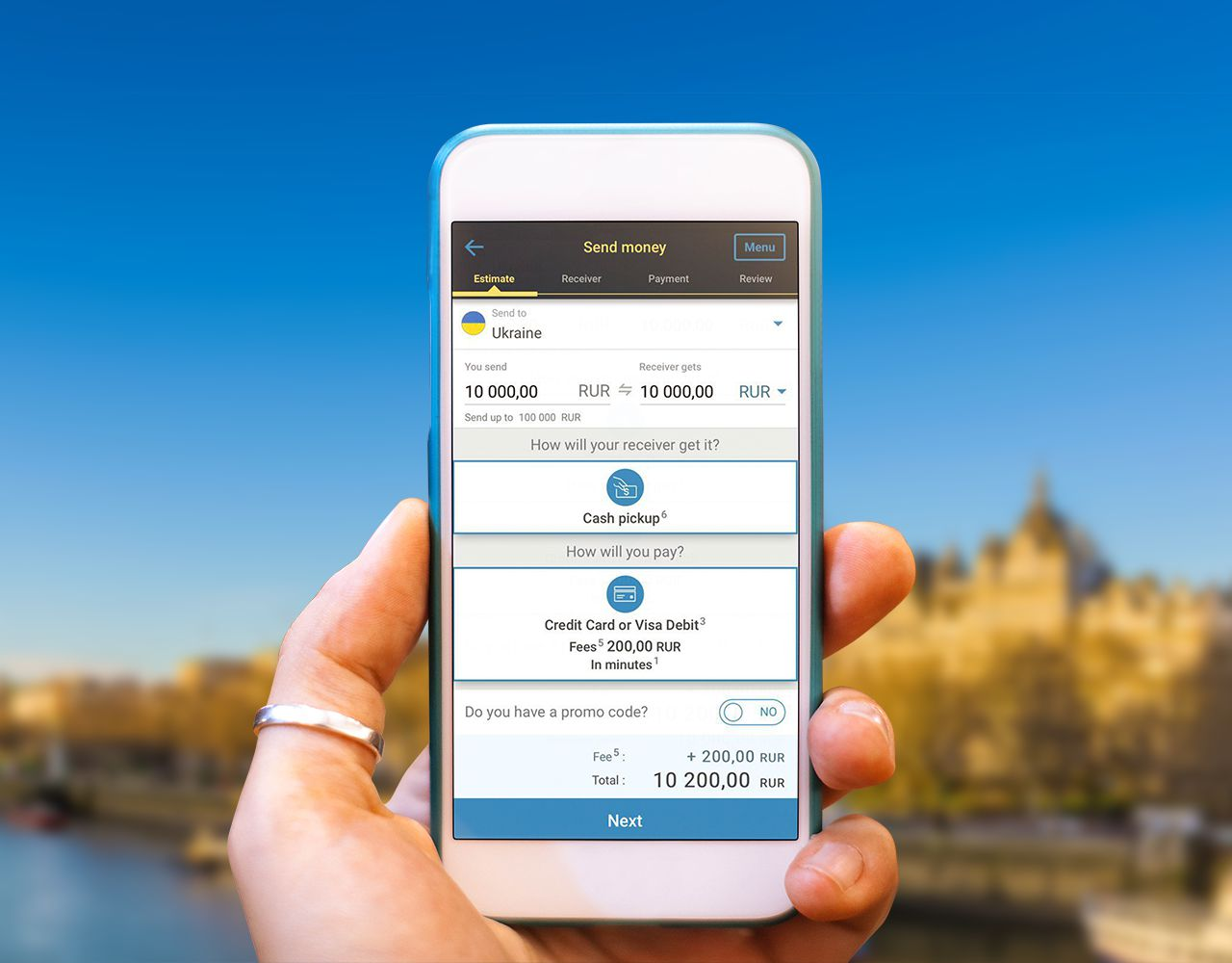 Send Money On The Go With Our Check Fees And Exchange Rates
